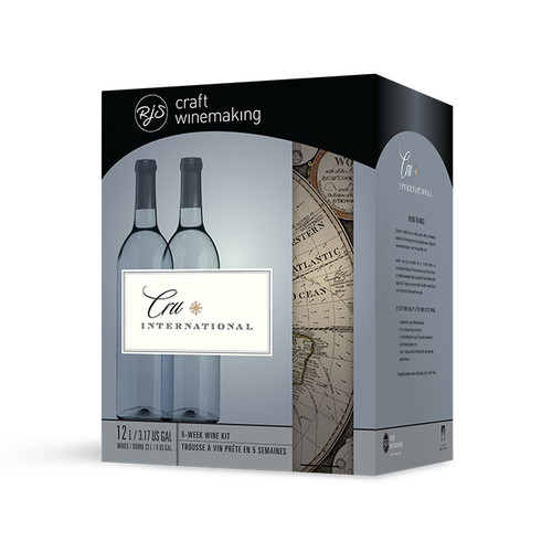 RJ Spagnols Cru International German Gewurztraminer