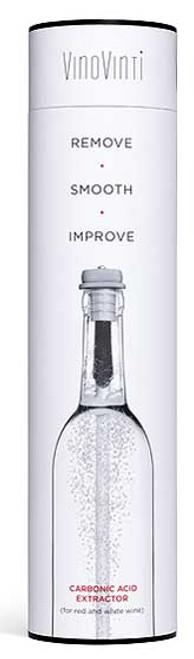 VinoVinti Carbonic Acid extractor