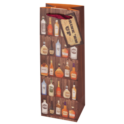 Saloon Sack Wine bag