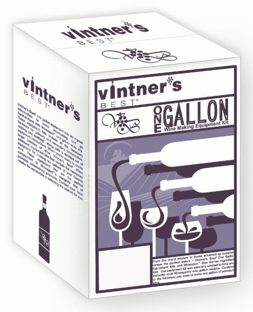 Vintner's Best® 1 Gallon Equipment Kit