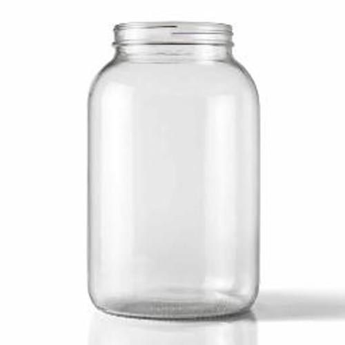Wide Mouth Gallon Jar
