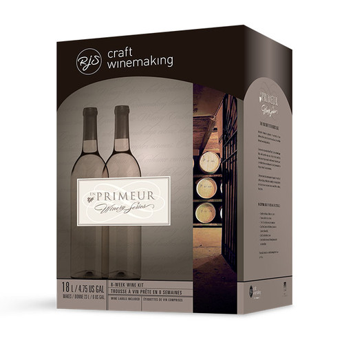 RJ Spagnols En Primeur Winery Series Italian Zinfandel