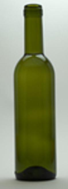 Green 375 mL bottles 12/case