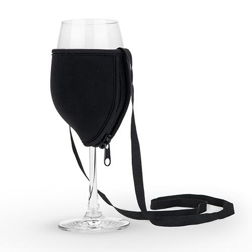 Tastebud Wine Glass Lanyard