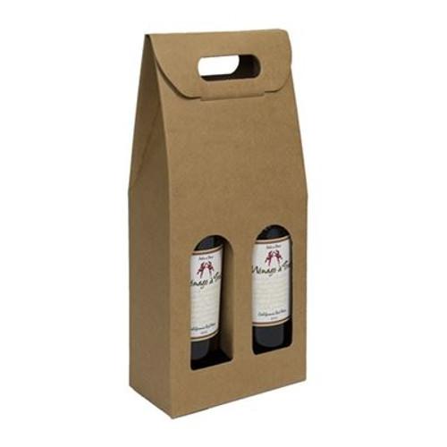 375 ml 2-Bottle Brown Box