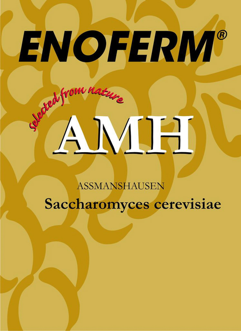 AMH (Assmanshausen) yeast 8 g