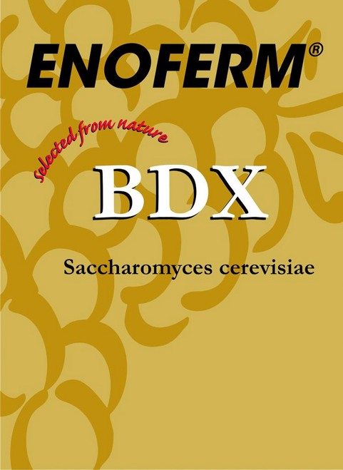BDX bordeaux yeast 8 g
