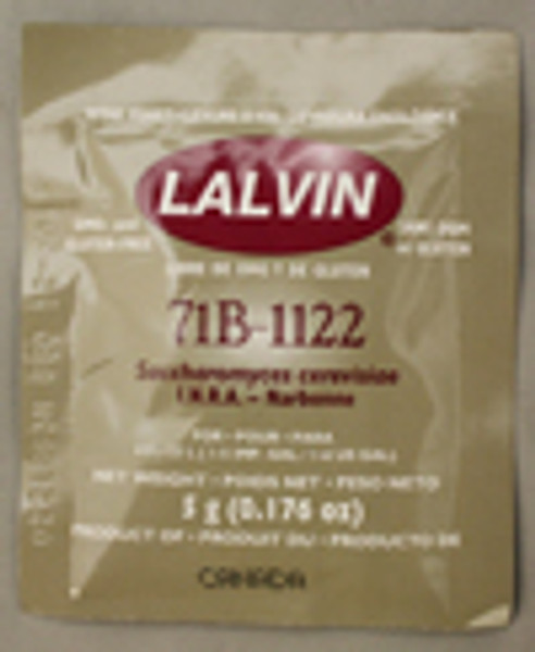 71B-1122 Lalvin Wine Yeast