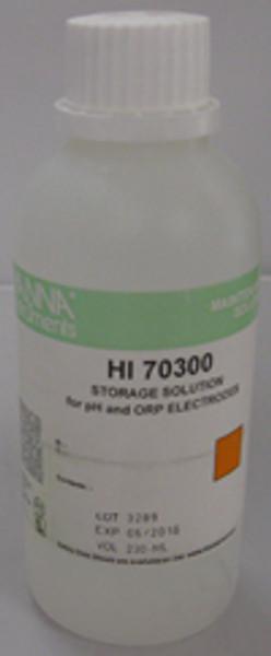 pH meter storage soln (230 mL)
