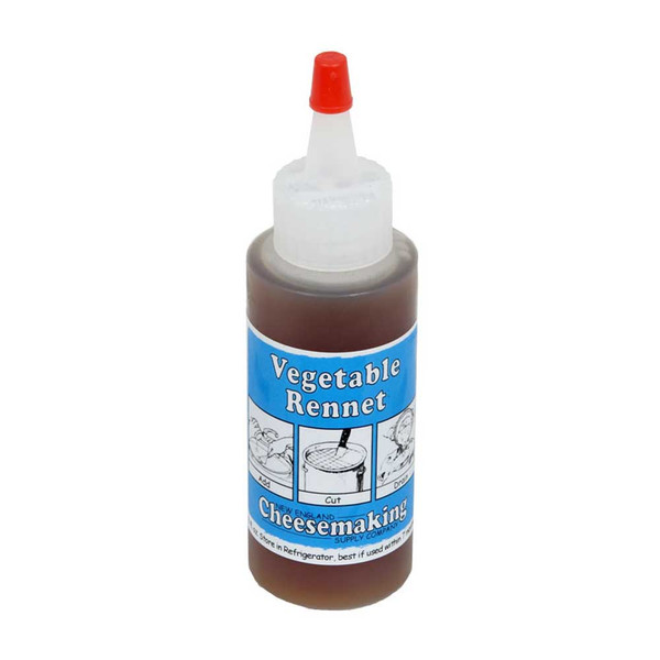 Liquid Vegetable Rennet 2oz