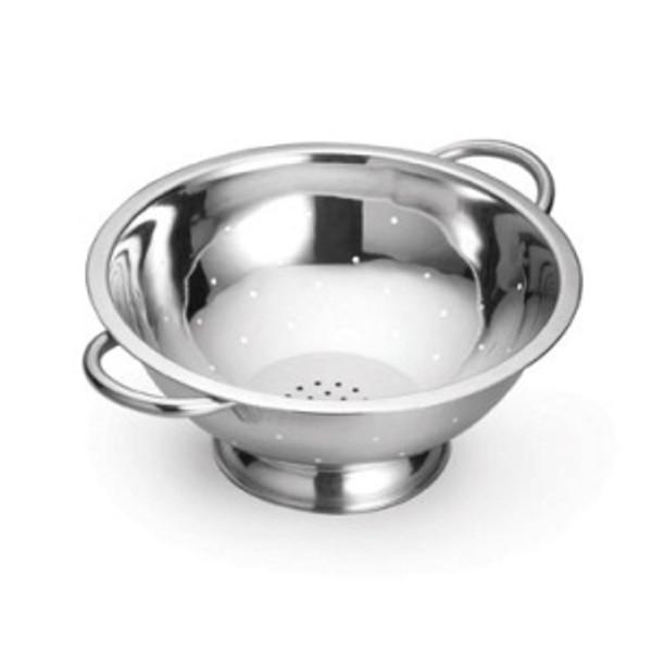 Colander stainless steel 5 qt