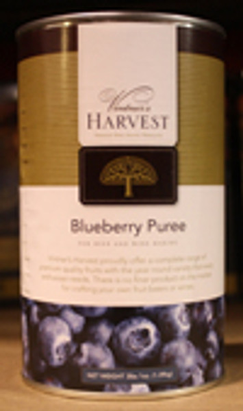 Blueberry Puree 49 OZ