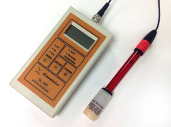 Vinmetrica SC-200 pH and TA analyzer kit