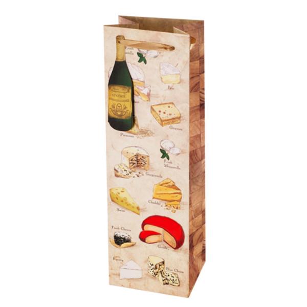 Say Cheese Wine bag