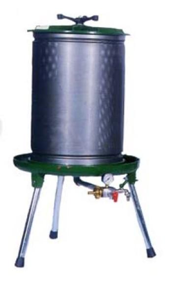 90L Bladder (water) press