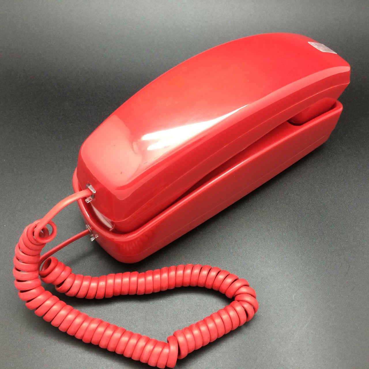"""Red Hot Line Auto Dialer Wall Phone /""""New/"""" Preprogrammed"""