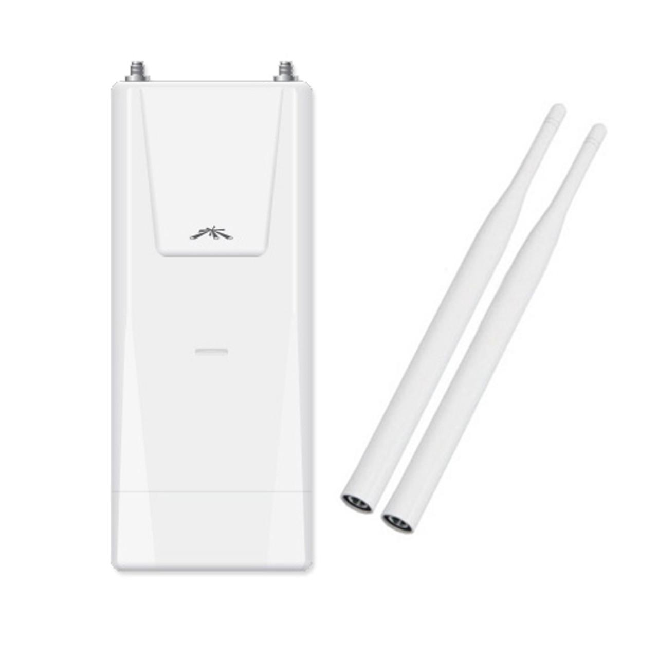 Ubiquiti UniFi UAP-Outdoor+ 2 4GHz 5dBi WiFi PoE Access Point 300Mbps N