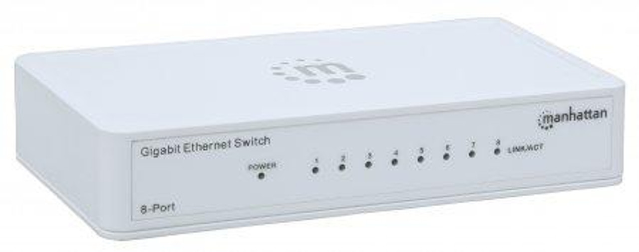 Plug /& play Gigabit Ethernet switch expands network in an instant 5 Port 560696 1 Gigabit Ethernet Switch