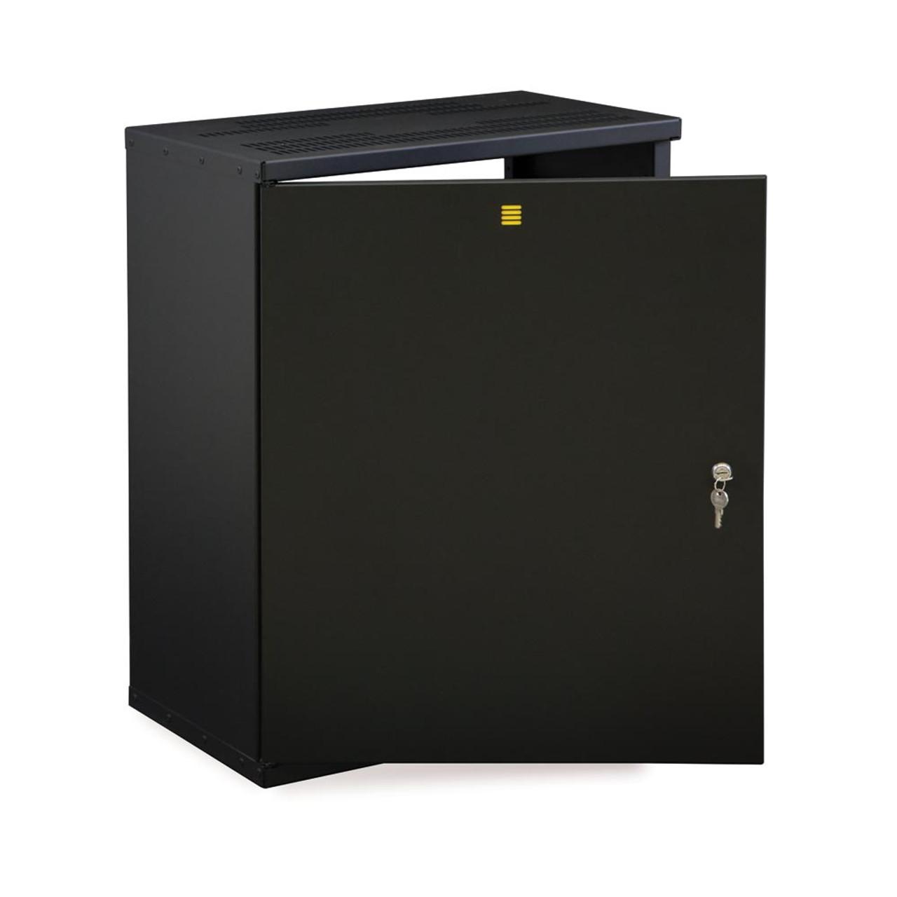 Evr3u25 3u Enclosed V Rack Cabinet