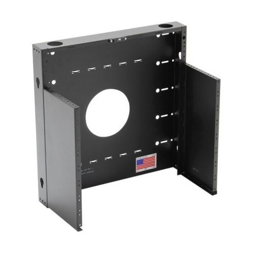 Mrq100v06 Miniraq 6u Vertical Wall Mount Rack System