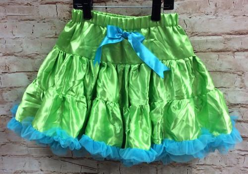 Girl's Pettiskirt, Petti Skirt, Tutu, Girls Skirt, Vintage skirt, 1950's Skirt, 1960's Skirt