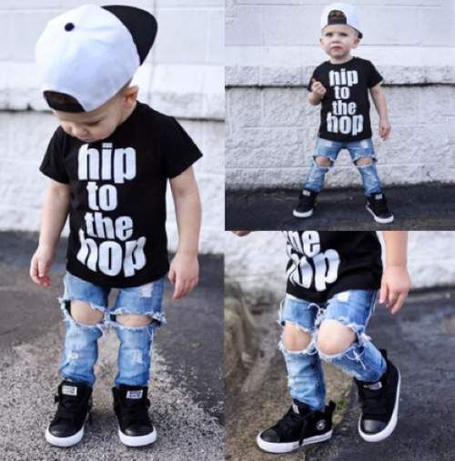 Boy's Hip to the Hop Outfit