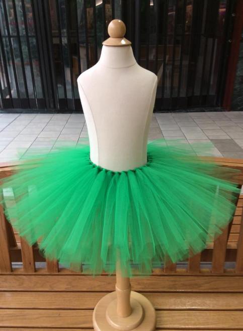Kelly Green Triple Layer Tutu, Green Tutu, Baby Tutu, Newborn Tutu, St. Patrick's Day Tutu, Toddler Tutu, St. Patty's Day, St. Paddy's Day