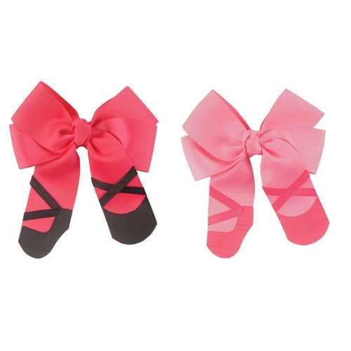 Ballet Time Cheer Bow, Cheer Bow, Ballerina Hair Bow, Hair Bow, Hair Ribbons, Hair Accessories