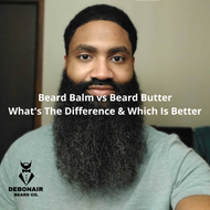 The Difference Between Beard Balm and Beard Butter