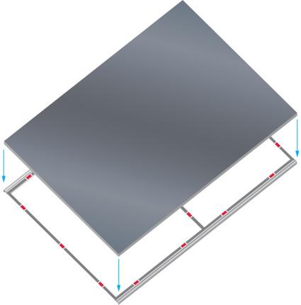 Solar Panel Frame Tape