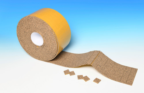 Rubberized Cork BC351-207 Pads