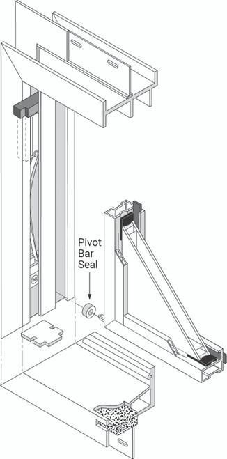 Pivot Bar Seals