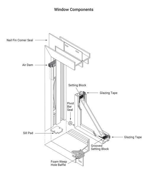 SGT Polyurethane Glazing Tape