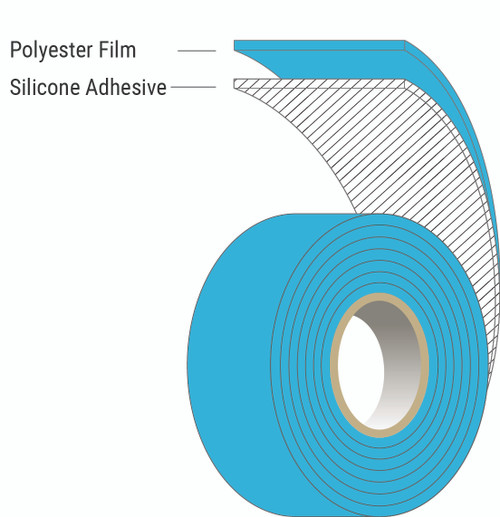 Silicone Splice and Platers Tape