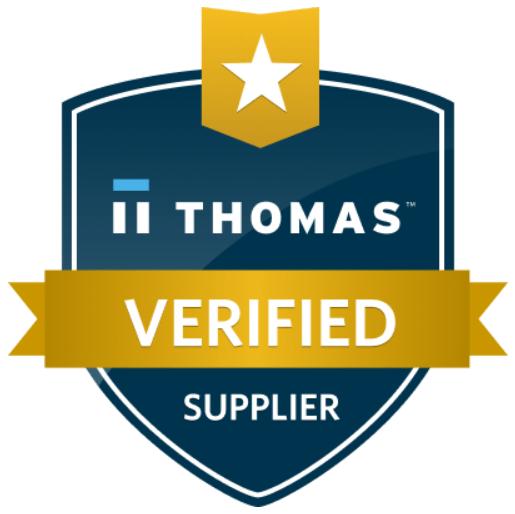 Certified Thomas Suplier