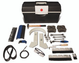 The A96 kit is packed with all of  the spare and wear parts  you will need to run an A96 on a job-site.