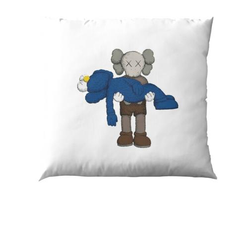 Kaws pillow