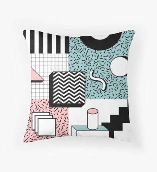 Abstract shapes Pillow