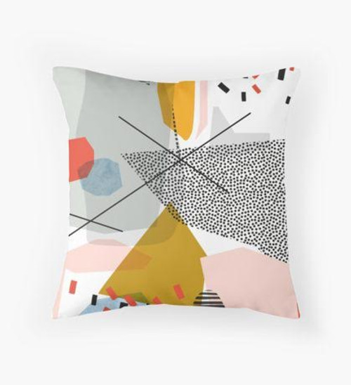 Abstract lines Pillow
