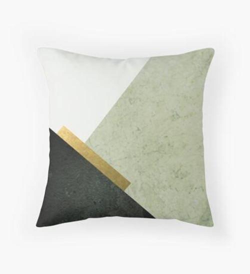 Green gem Pillow