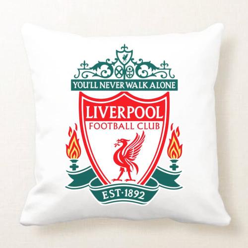 Liverpool pillow