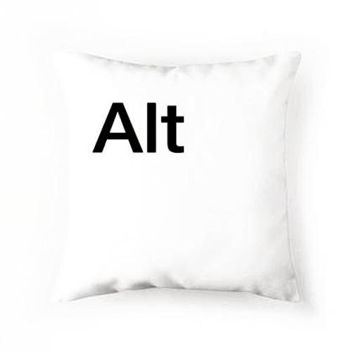 Alt Pillow white
