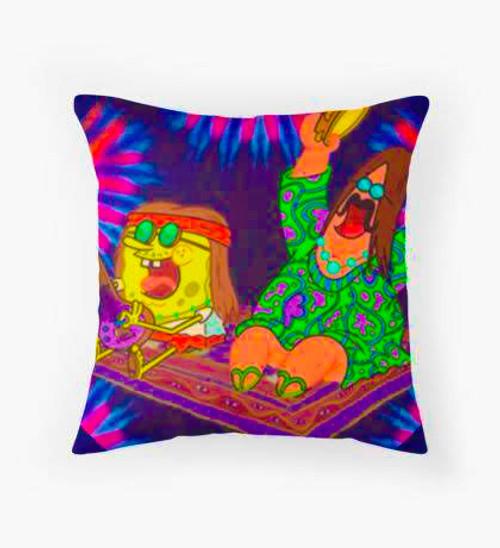 Spongebob LSD Pillow