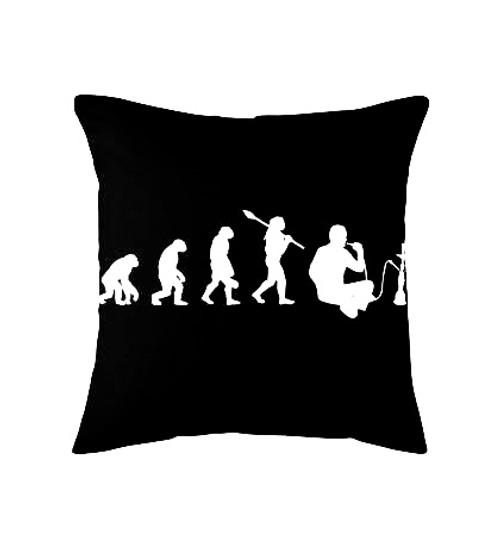 Bong Evolution Pillow