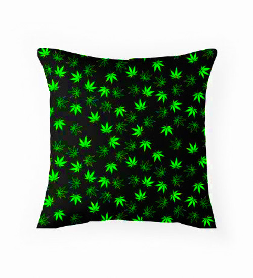 Happy leaves Pillow