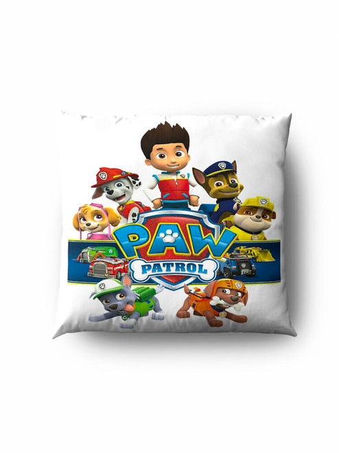 Paw patrol pillow - The team