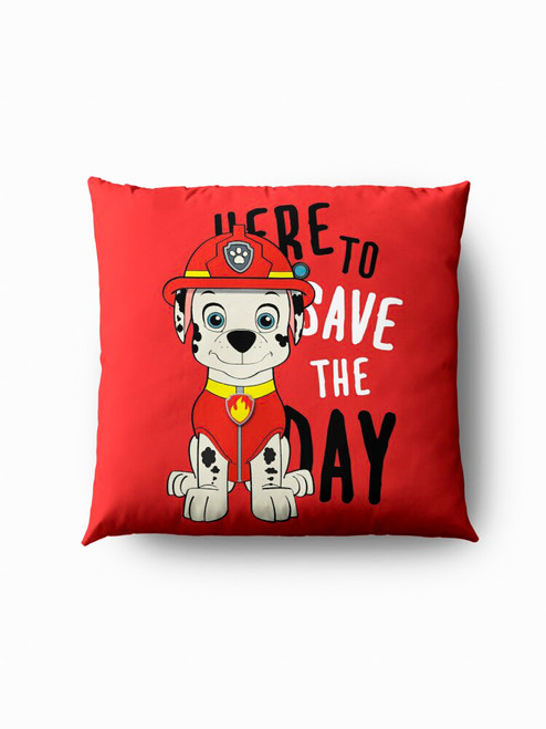 Paw patrol pillow - Marshall