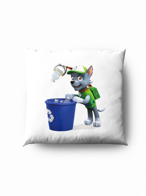 Paw patrol pillow - Rocky