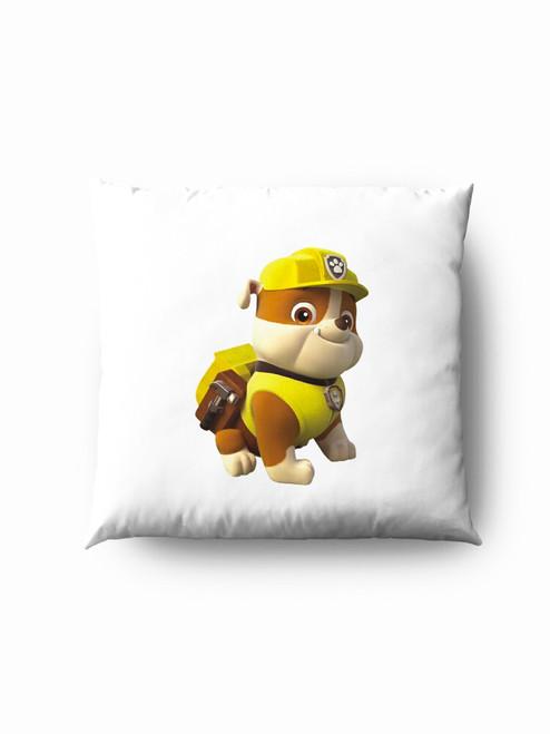 Paw patrol pillow -  Rubble