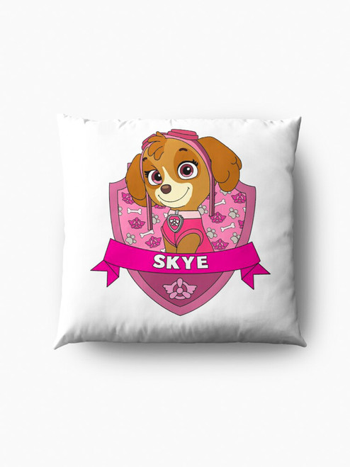 Paw patrol pillow -  Skye